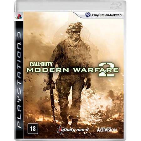 Call of Duty Modern Warfare 2 Seminovo – PS3