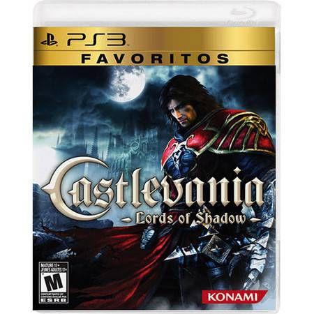 Castlevania Lords Of Shadow Seminovo – PS3