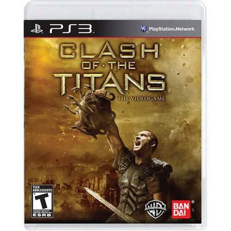 Clash Of The Titans Seminovo – PS3