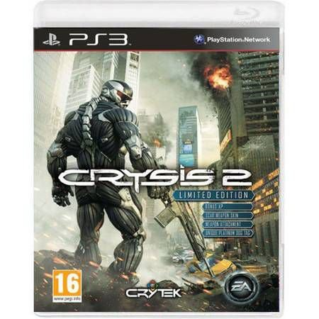 Crysis 2 Limited Edition Seminovo – PS3