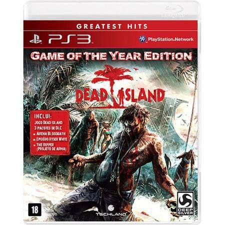 Dead Island Seminovo – PS3