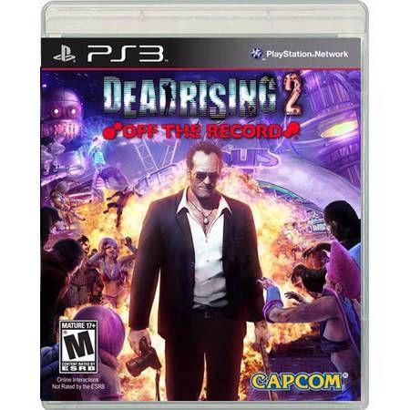 Dead Rising 2 Off The Record Seminovo – PS3
