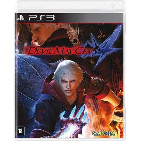 Devil May Cry 4 Seminovo – PS3