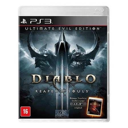 Diablo 3 Ultimate Evil Edition Seminovo – PS3