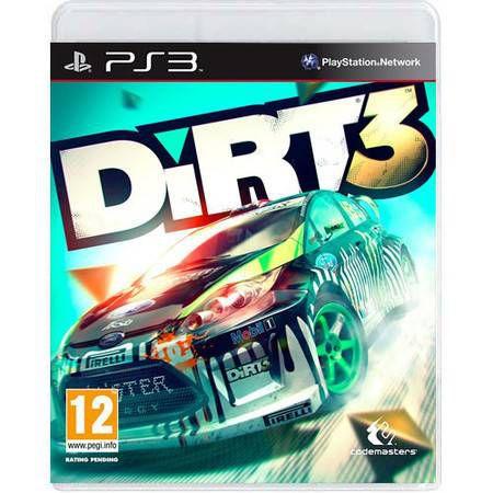 Dirt 3 Seminovo – PS3