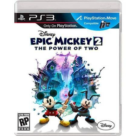 Disney Epic Mickey 2: The Power of Two Seminovo – PS3