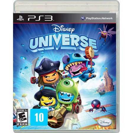 Disney Universe Seminovo – PS3
