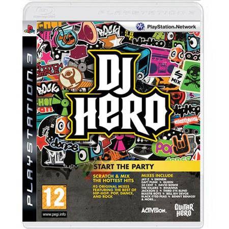 DJ Hero Seminovo – PS3