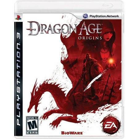 Dragon Age Origins Seminovo – PS3