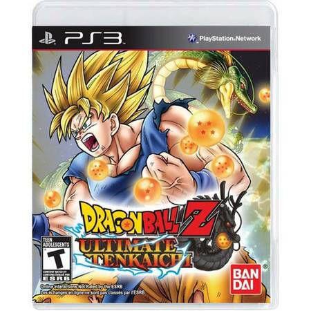 Dragon Ball Z Ultimate Tenkaichi Seminovo – PS3