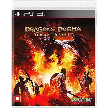 Dragon's Dogma Dark Arisen Seminovo – PS3