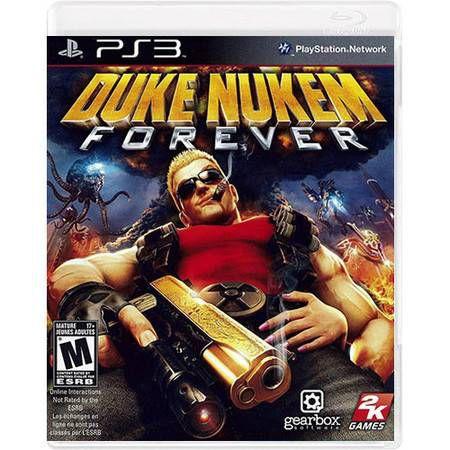 Duke Nukem Forever Seminovo – PS3