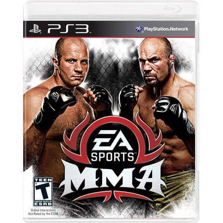 EA Sports MMA Seminovo – PS3