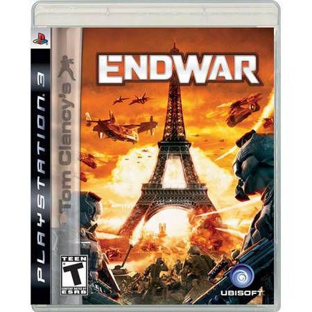 End War Seminovo – PS3