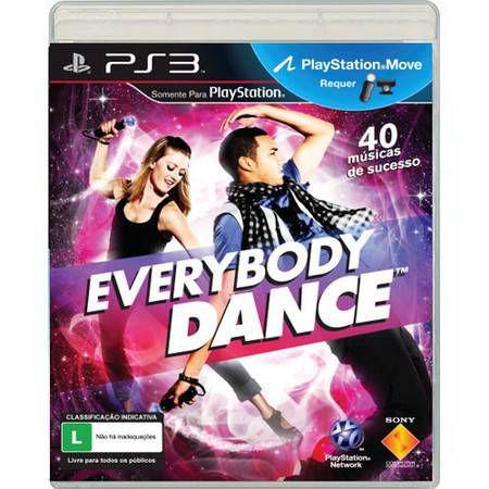Everybody Dance Seminovo – PS3