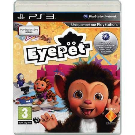 EyePet Seminovo – PS3