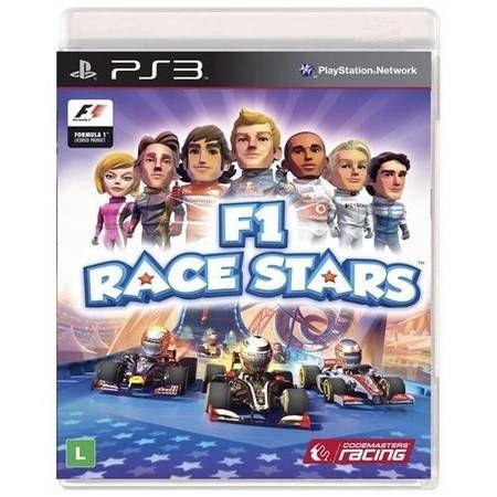 F1 Race Stars Seminovo – PS3