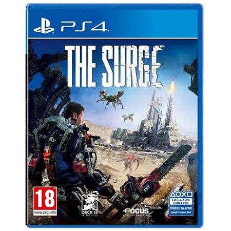 The Surge Seminovo – PS4