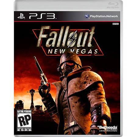 Fallout New Vegas Seminovo- PS3
