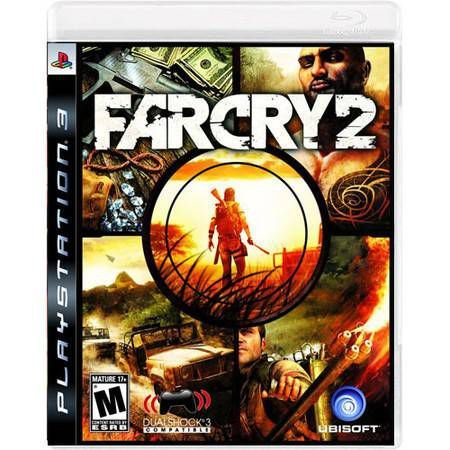 Far Cry 2 Seminovo – PS3