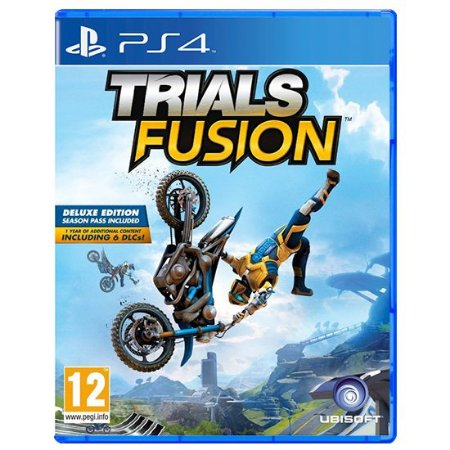 Trials Fusion Seminovo – PS4