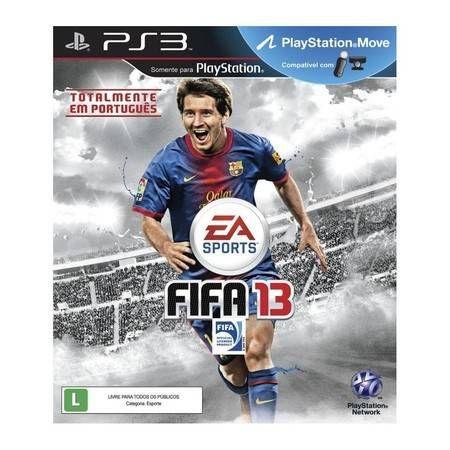 Fifa 13 Seminovo – PS3