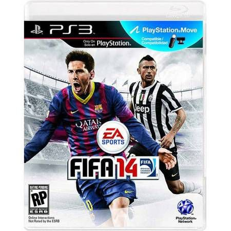 FIFA 14 Seminovo – PS3