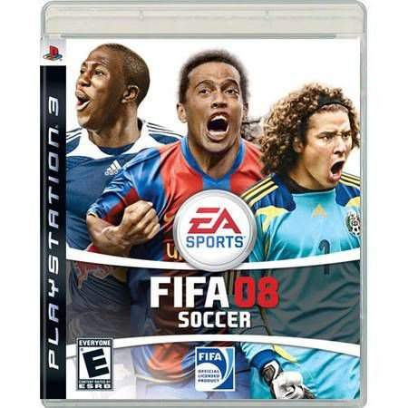 FIFA Soccer 08 Seminovo – PS3
