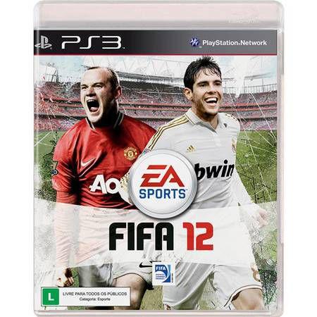 FIFA Soccer 12 Seminovo – PS3
