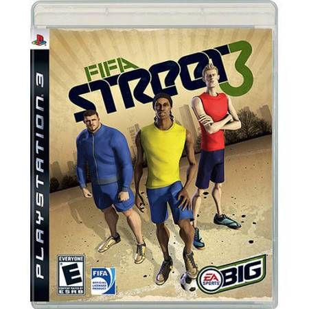 FIFA Street 3 Seminovo – PS3