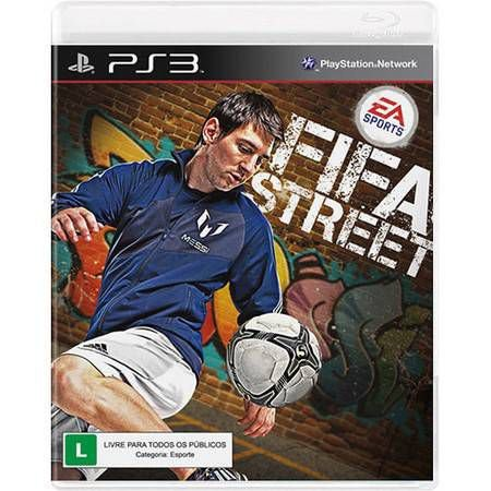 FIFA Street 4 Seminovo – PS3