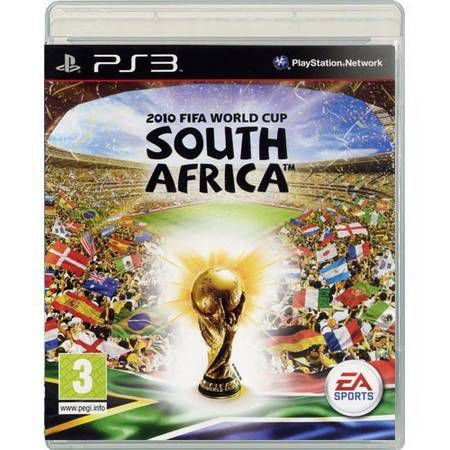 FIFA World Cup South Africa 2010 Seminovo – PS3