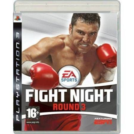 Fight Night Round 3 Seminovo – PS3