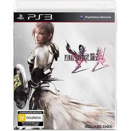 Final Fantasy XIII-2 Seminovo – PS3