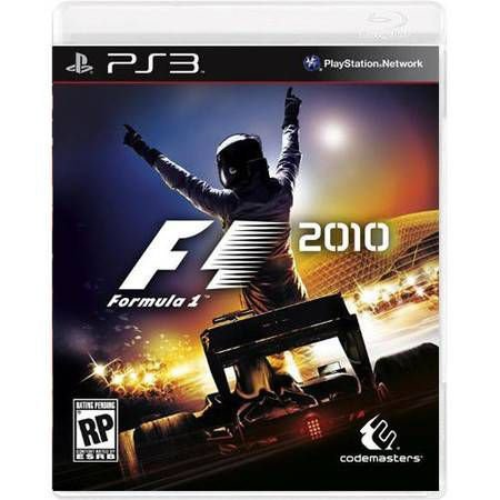 Formula 1 F1 2010 Seminovo – PS3