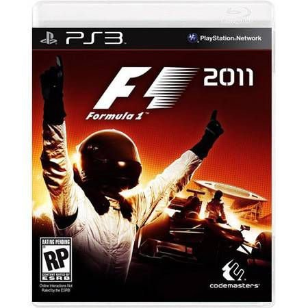 Formula 1 F1 2011 Seminovo – PS3