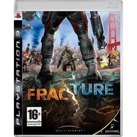 Fracture Seminovo – PS3