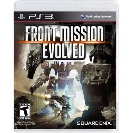 Front Mission Evolved Seminovo – PS3