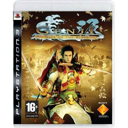 Genji Days of the Blade Seminovo – PS3