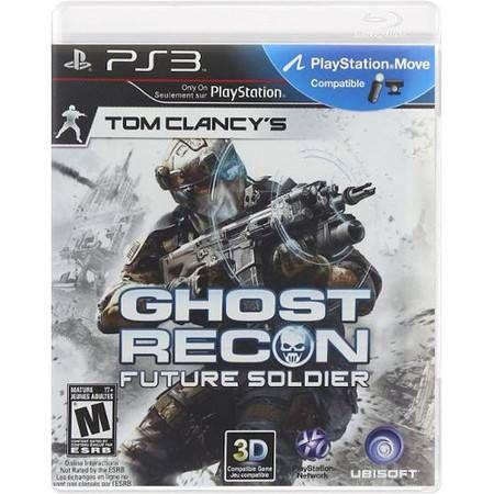 Ghost Recon: Future Soldier Seminovo – PS3