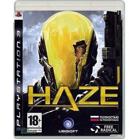 Haze Seminovo – PS3