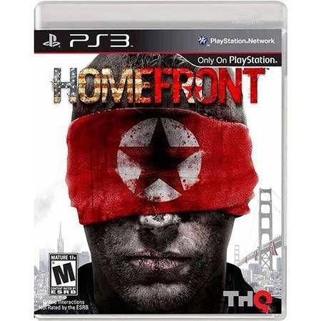 Homefront Seminovo – PS3