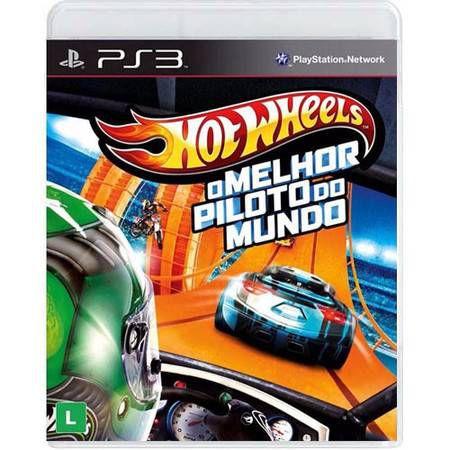 Hot Wheels – O Melhor Piloto do Mundo Seminovo – PS3
