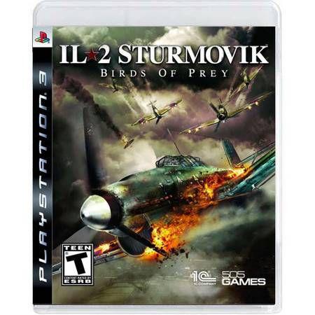 IL 2 Sturmovik Birds Of Prey Seminovo – PS3