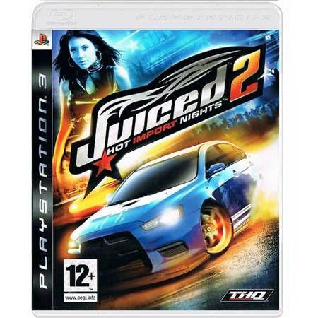 Juiced 2 Hot Import Nights Seminovo – PS3