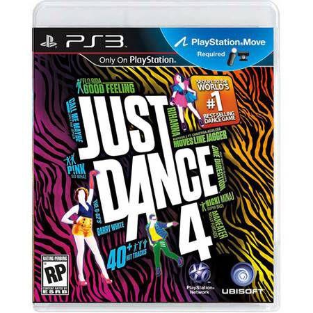 Just Dance 4 Seminovo – PS3