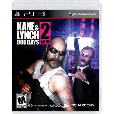 Kane & Lynch 2 – Dog Days Seminovo – PS3
