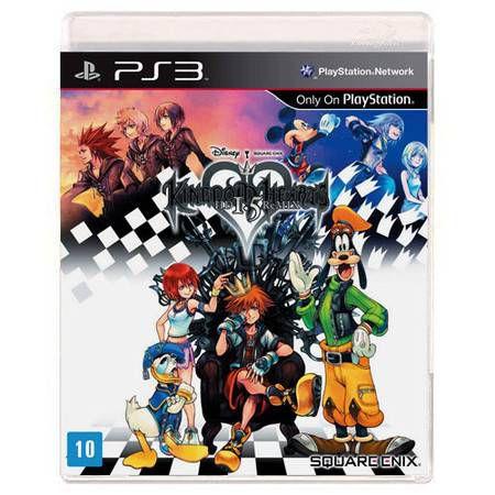 Kingdom Hearts Hd 1.5 Remix Seminovo – PS3