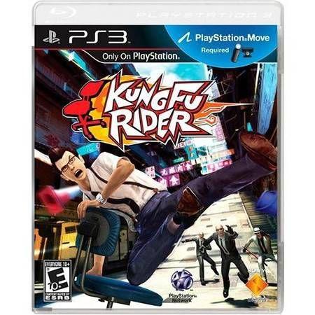 Kung Fu Rider Seminovo – PS3