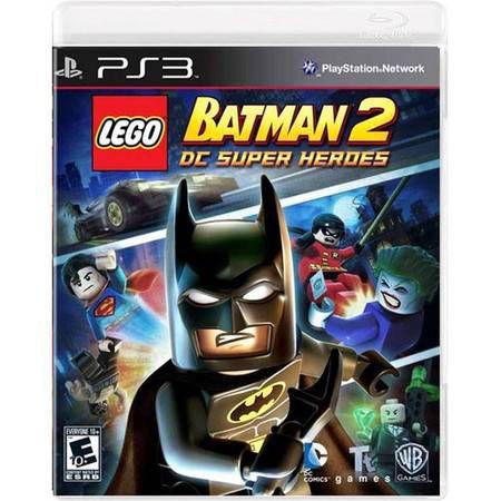 Lego Batman 2: Dc Super Heroes Seminovo – PS3